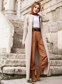 Camel - Unlined - Topcoat