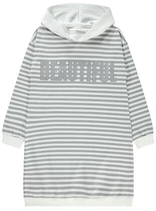 Gray - Girls` Tunic - Civil