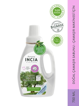 Natural Laundry Soap - 750ml for Washing Machine