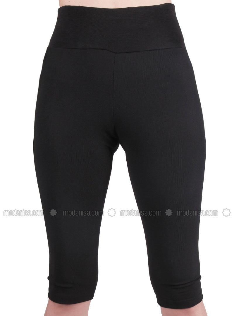 Black - Legging