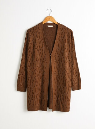 Brown - Cardigan