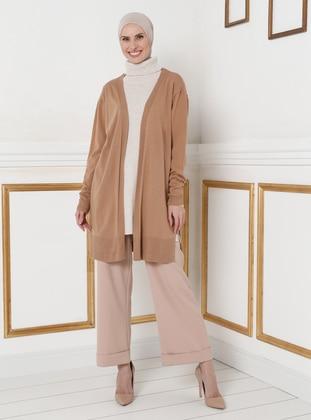 Camel - Cardigan