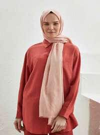 Powder - Plain - Shawl