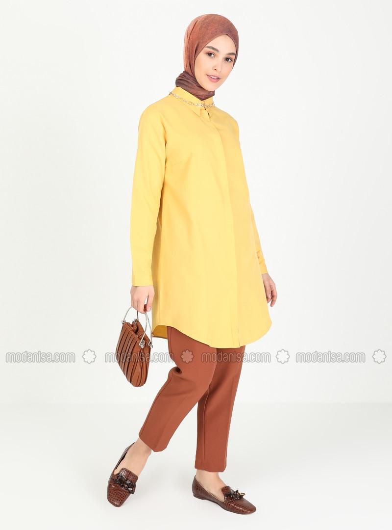 Yellow - Tunic - Allday