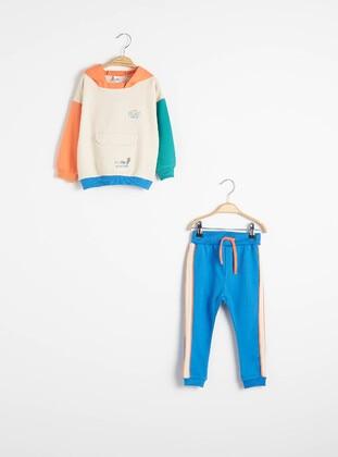 Beige - Baby Suit - LC WAIKIKI