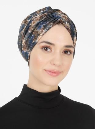 Indigo - Swim Hijab - Alfasa