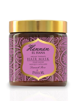 Argan Oily Hair Mask Damask Rose 500 ML