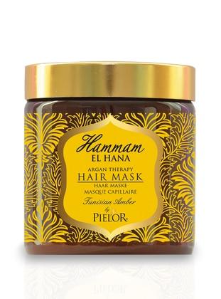 Argan Oil Hair Mask Tunisian Amber 500 ML - Hammam El Hana