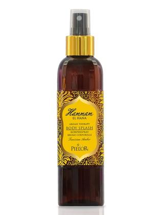 Argan Oil Body Spray Tunisian Amber 200 ML - Hammam El Hana