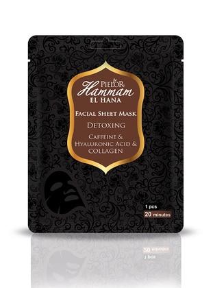 Paper Face Mask 25ML Detoxing
