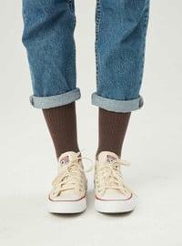 Brown - Socks