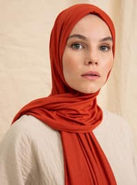 Cinnamon - Plain - Shawl