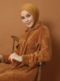 Camel - Point Collar - Topcoat