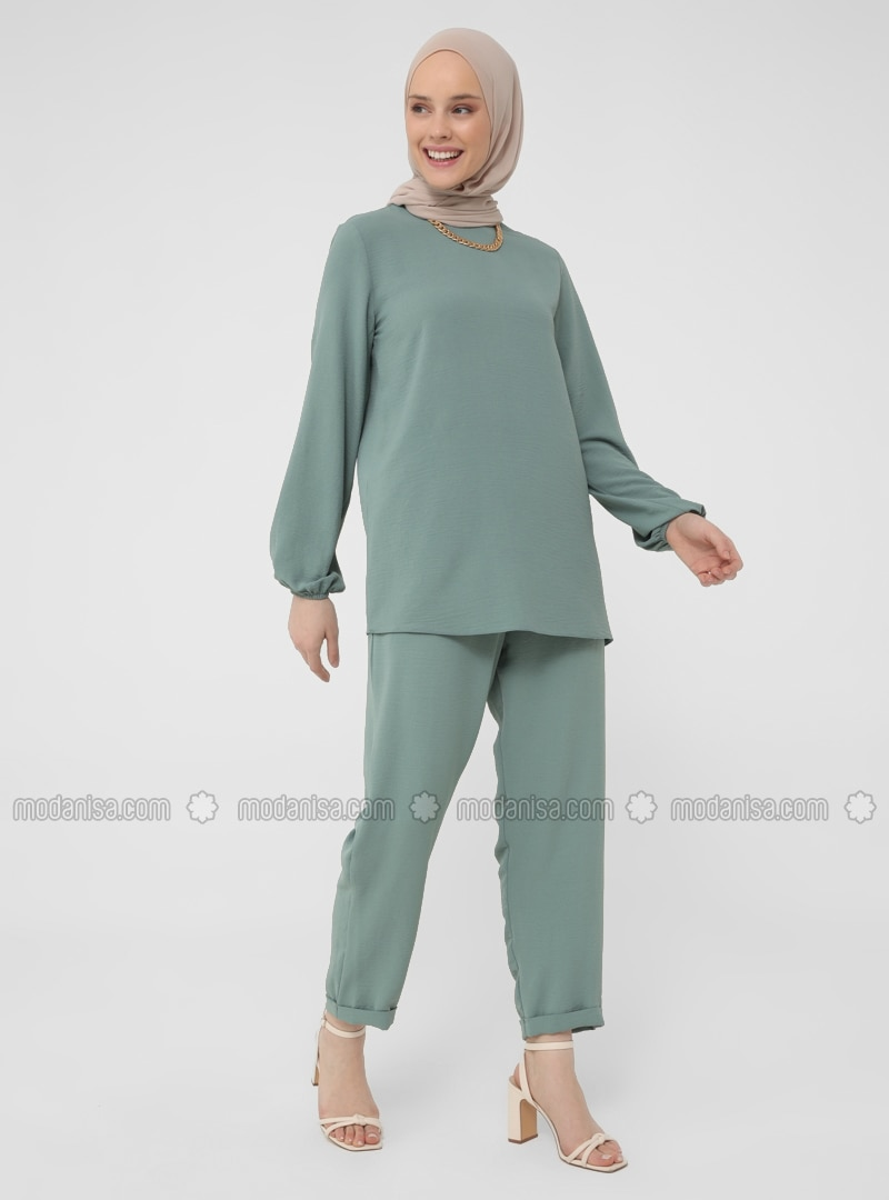 Green Almond - Pants - Casual