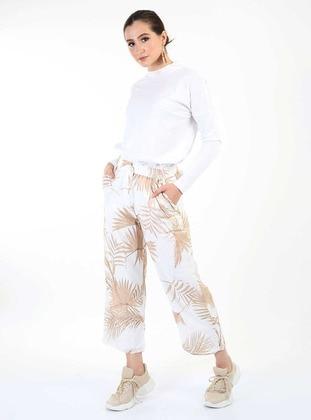Mink - Multi - Pants