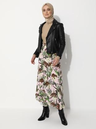 Powder - Multi - Unlined - Skirt