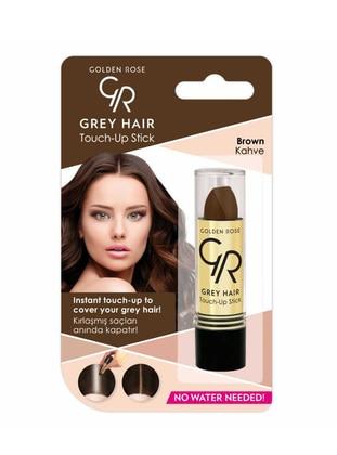 GOLDEN ROSE GREY HAIR ( BROWN) NO:05