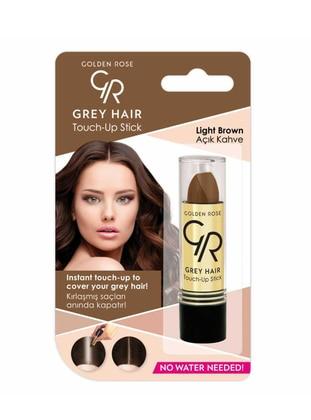 GOLDEN ROSE GREY HAIR (LIGHT BROWN) NO :06