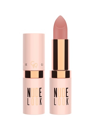 Nude Look Perf. Matte Lips. No:01 Coral Nude - Golden Rose