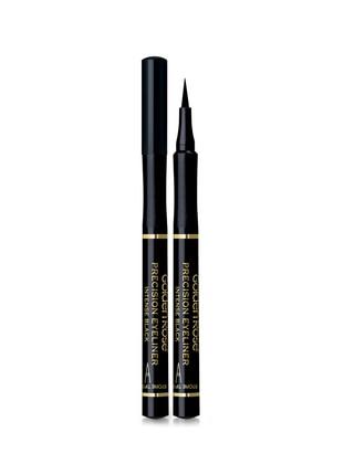 Precision Liner - Black - Golden Rose