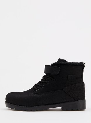 Black - Boys` Boots