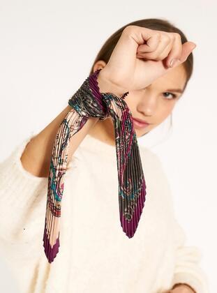 Purple - Neckerchief