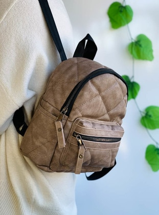 Mink - Backpack - Backpacks