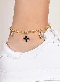 Black - Anklet