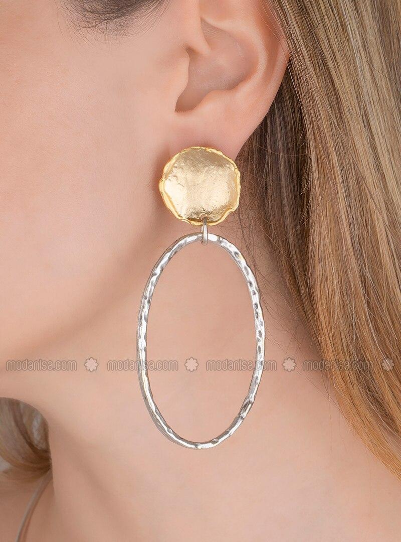 Yellow - Earring