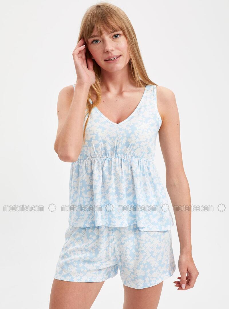 Blue - Pyjama Set