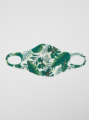 Green - Mask