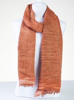 Cinnamon - Plain - Shawl