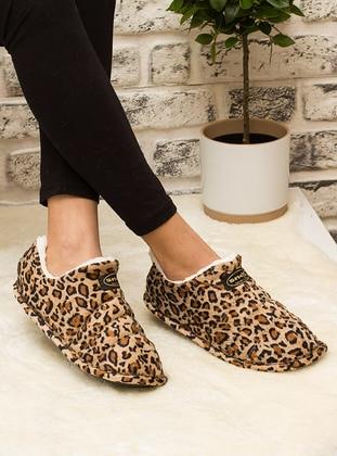 Leopard - Leopard - Home Shoes