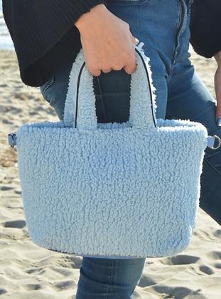 Blue - Satchel - Shoulder Bags