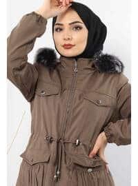 Mink - Puffer Jackets
