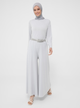 Gray - Culottes