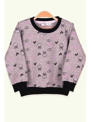 Smoke - Girls` Sweatshirt