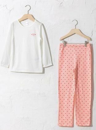 Ecru - Girls` Pyjamas
