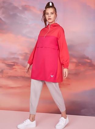 Fuchsia - Sweat-shirt