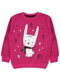 Plum - Girls` Sweatshirt