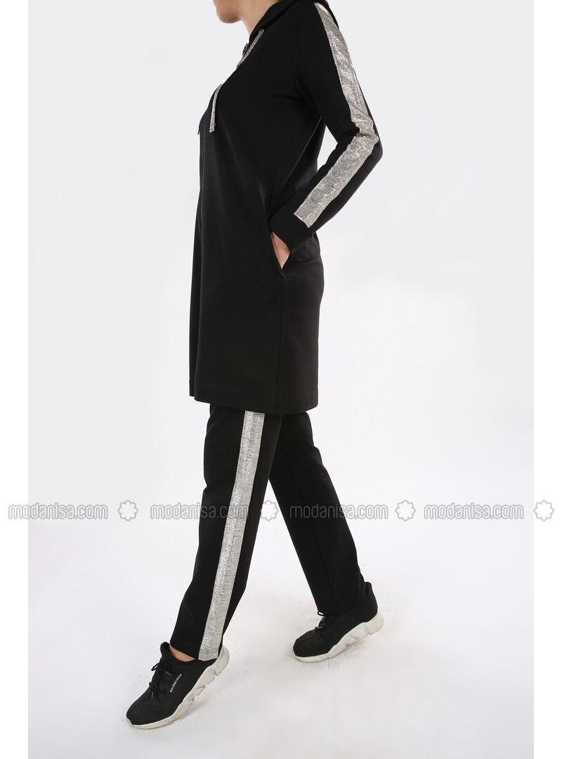 Black - Suit - Allday