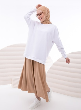 Mink - Fully Lined - Skirt