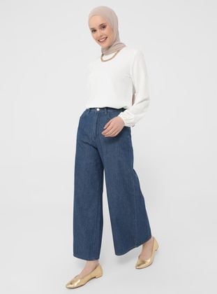 Indigo - Pants - Casual
