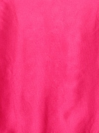 Fuchsia - Plain - Scarf