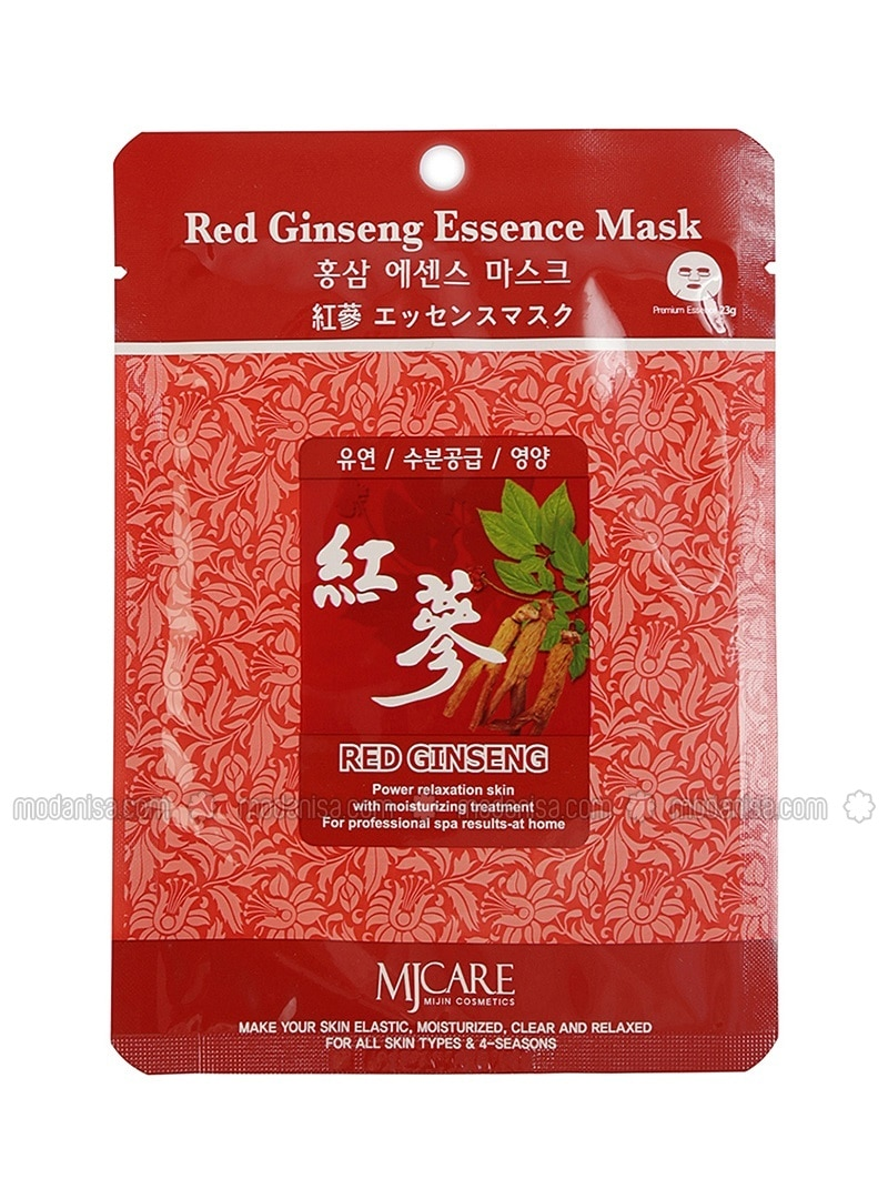 Red - Skin Care