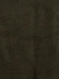 Khaki - Plain - Plaid - Fringe - Shawl Wrap