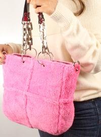 Pink - Crossbody - Satchel - Shoulder Bags