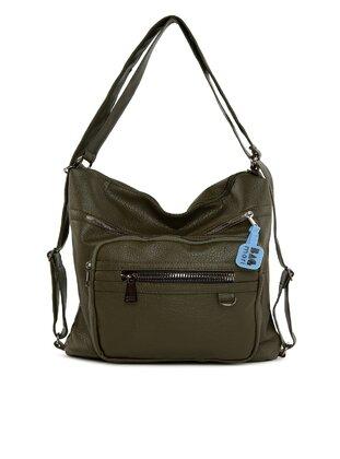 Khaki - cross bag