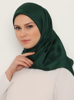 Emerald - Plain - Scarf