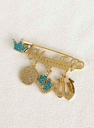 Gold - Brooch